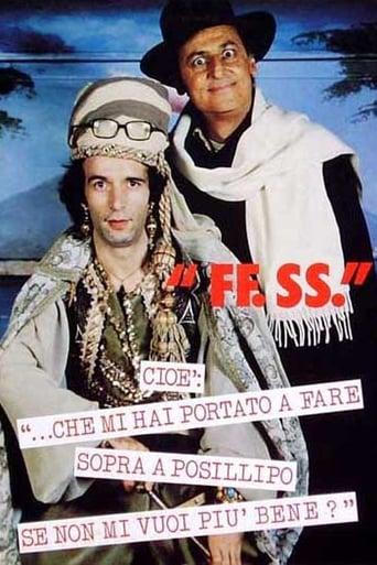 Poster of FF.SS. cioè '...che mi hai portato a fare sopra a Posillipo se non mi vuoi più bene?'