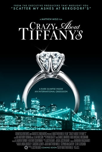 Poster of Crazy About Tiffany's