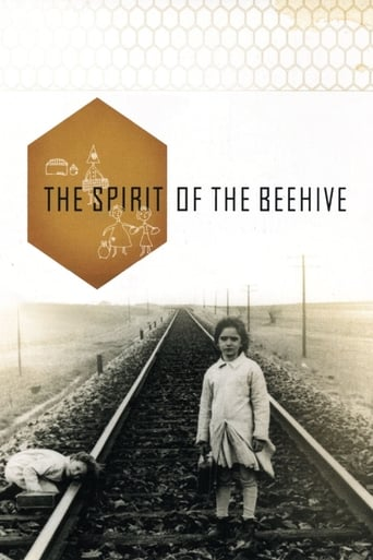 Poster of The Spirit of the Beehive