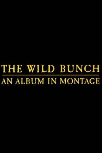Poster of The Wild Bunch: An Album in Montage