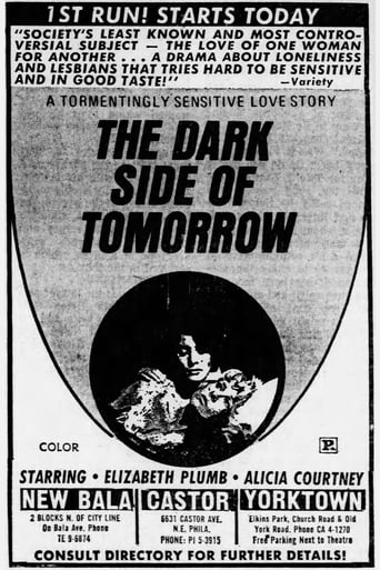 Poster of The Dark Side of Tomorrow