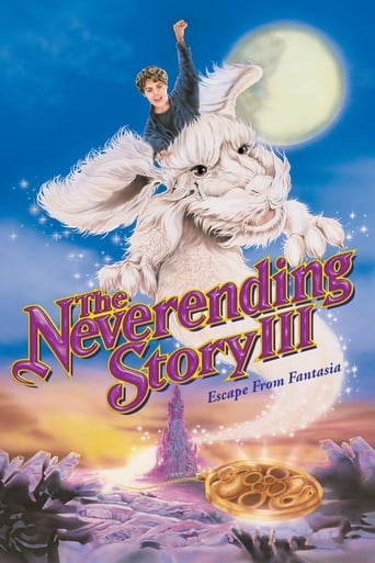 Poster of The NeverEnding Story III
