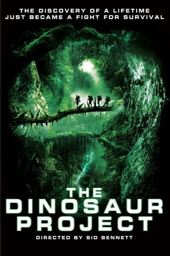 Poster of The Dinosaur Project