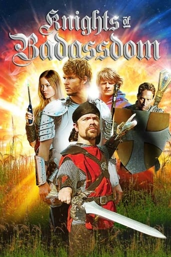Poster of Knights of Badassdom