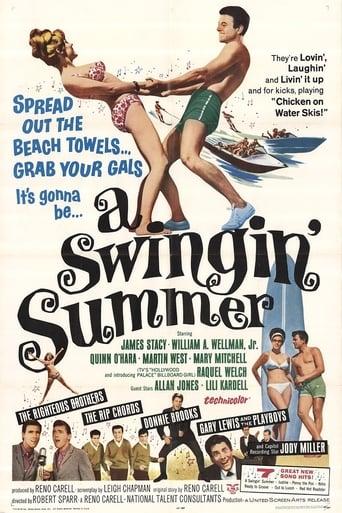 Poster of A Swingin' Summer
