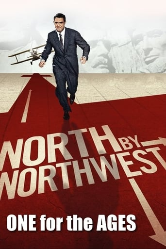 Poster of North by Northwest: One for the Ages