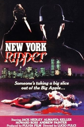 Poster of The New York Ripper