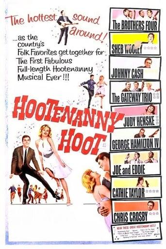 Poster of Hootenanny Hoot