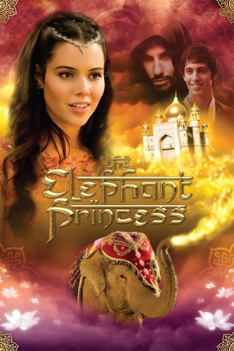 Poster of The Elephant Princess