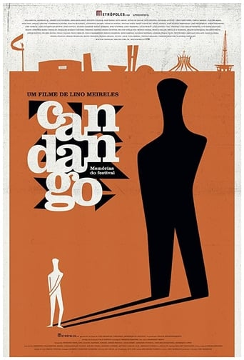 Poster of Candango: Memoirs from a Festival
