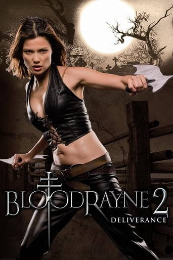 Poster of BloodRayne 2: Deliverance