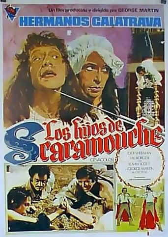 Poster of Los hijos de Scaramouche