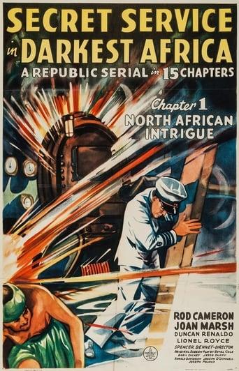 Poster of Secret Service In Darkest Africa