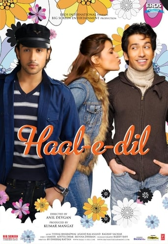 Poster of Haal-e-Dil