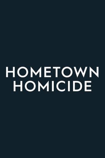 Poster of Hometown Homicide