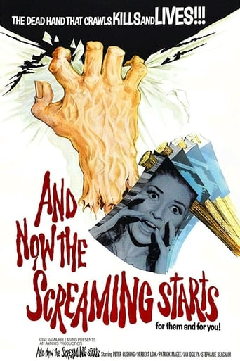 Poster of And Now the Screaming Starts!