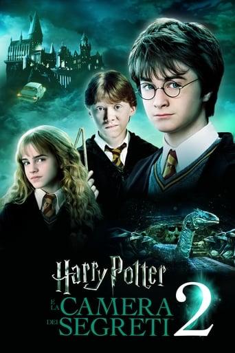 Poster of Harry Potter e la camera dei segreti