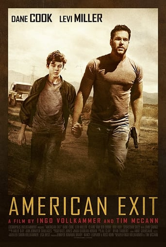 Poster of American Exit
