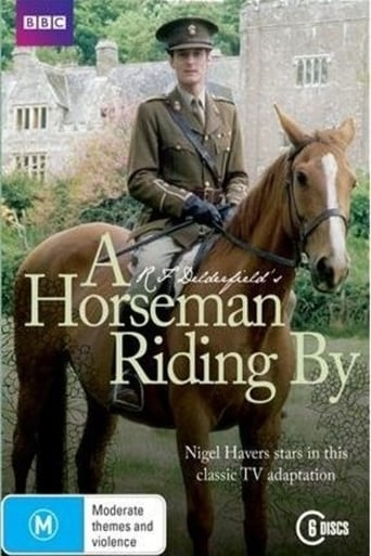 Poster of A Horseman Riding By