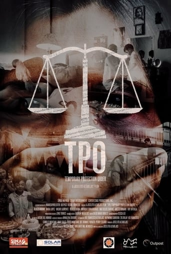 Poster of T.P.O.: Temporary Protection Order