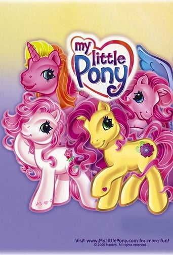Poster of My Little Pony