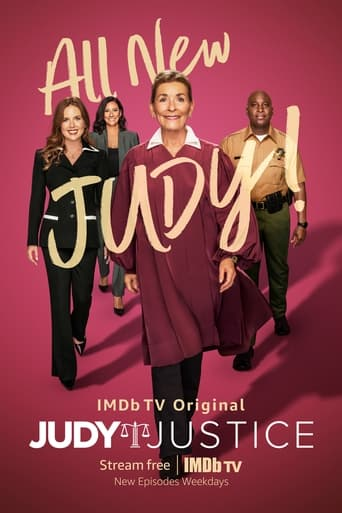Poster of Judy Justice