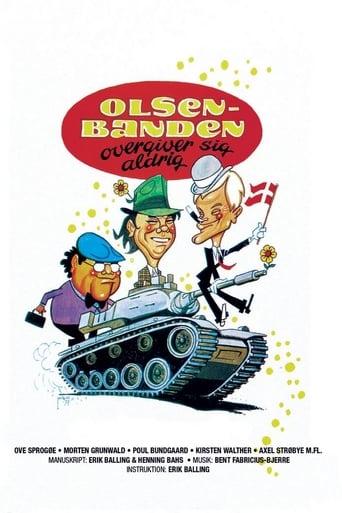 The Olsen Gang Never Surrenders