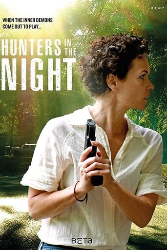 Poster of Hunters in The Night