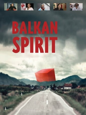 Poster of Balkan Spirit