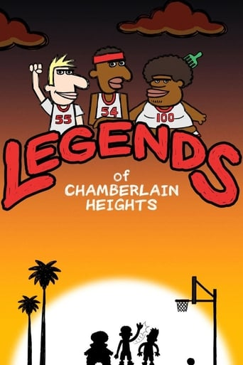 Poster of Legends of Chamberlain Heights