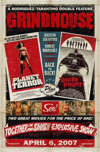 Poster of Double Feature: Grindhouse