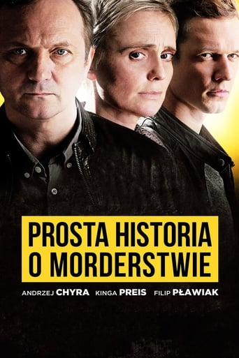 Poster of Prosta Historia o Morderstwie