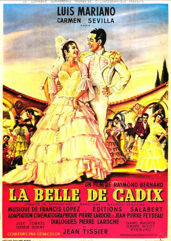 Poster of La belle de Cadix