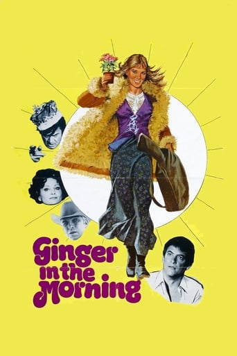 Poster of Ginger in the Morning
