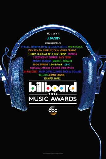 Poster of The 2014 Billboard Music Awards