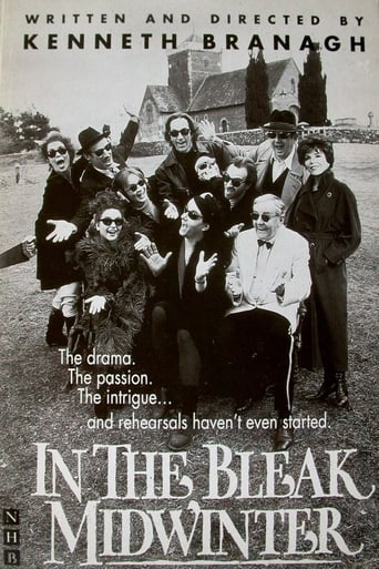 Poster of In the Bleak Midwinter