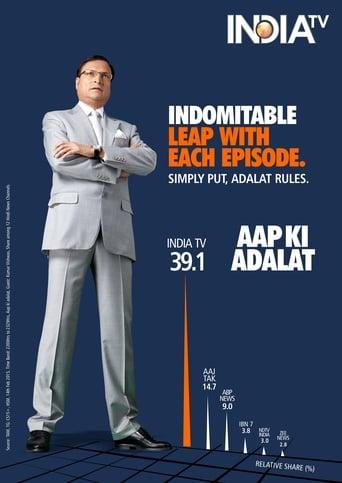 Poster of Aap Ki Adalat