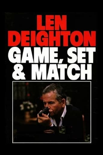 Poster of Game, Set, and Match