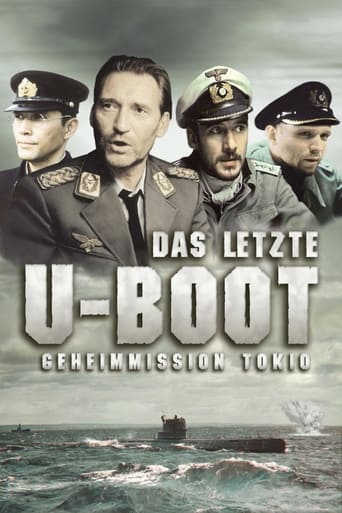 Poster of The Last U-Boat