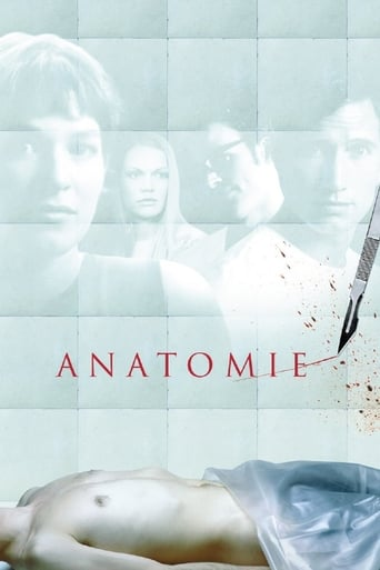 Poster of Anatomie