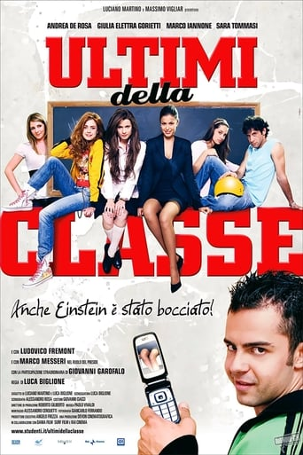 Poster of The Last in the Class
