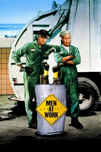 Muži při práci
