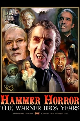Hammer Horror: The Warner Bros. Years poster