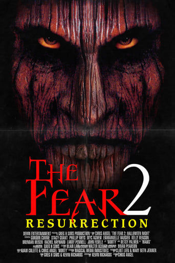 Poster of The Fear 2: Miedo en Halloween