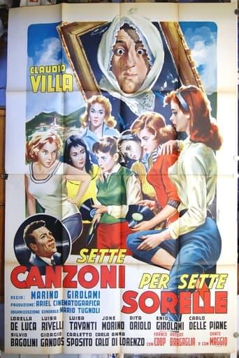 Poster of 7 canzoni per 7 sorelle
