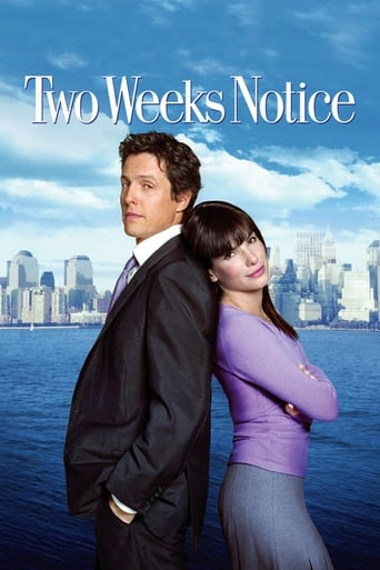 poster Two Weeks Notice – Dragoste cu preaviz (2002)