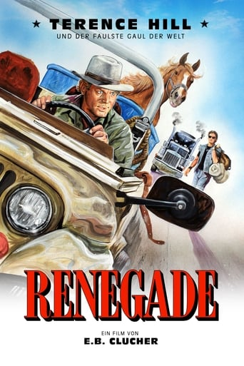 Poster of They Call Me Renegade