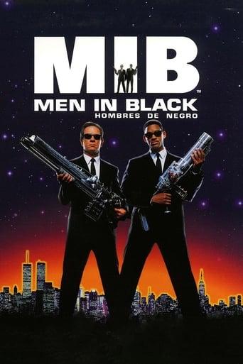 Poster of Men in Black (Hombres de negro)