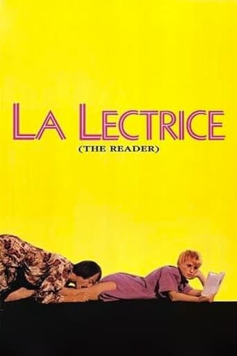 Poster of La Lectrice