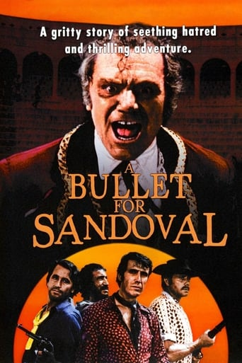Poster of A Bullet for Sandoval